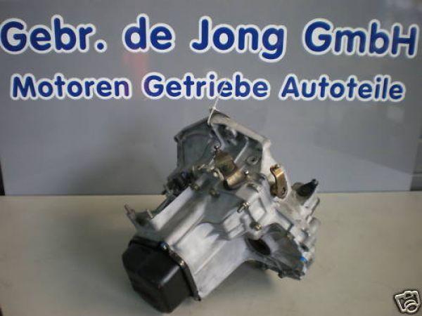 getriebe peugeot 307 20dm37 2.0 benzin überholt - getriebe online